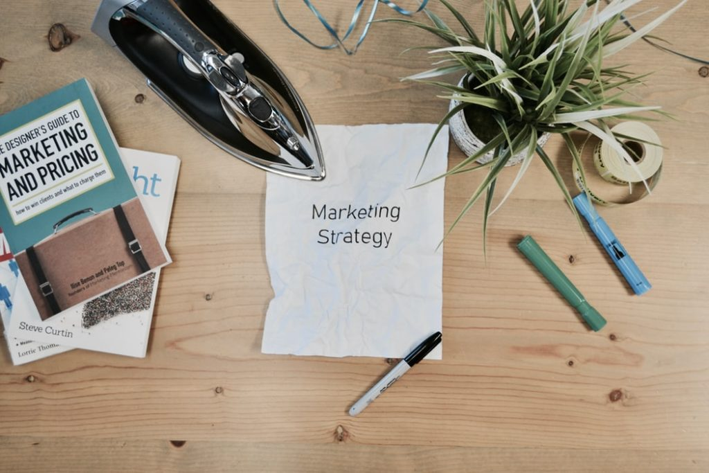 Marketing strategy for your book