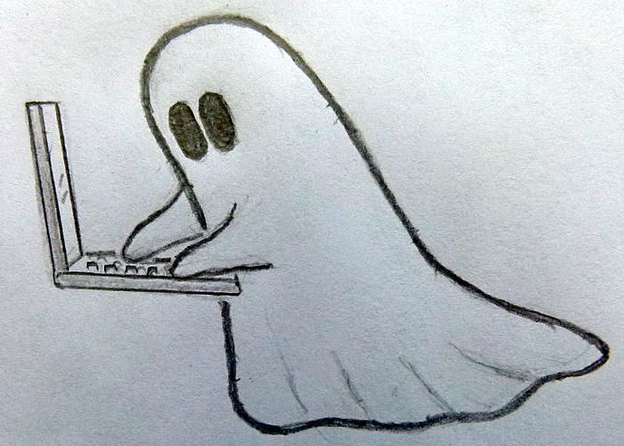 Finding a ghostwriter