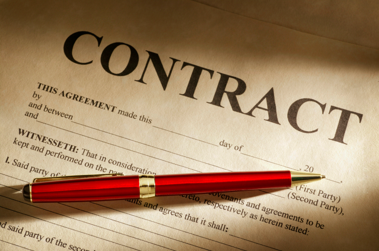 Ghostwriting Contract