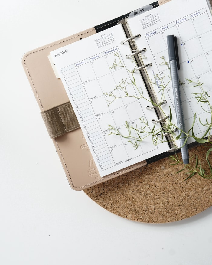 Plan the time to write your book