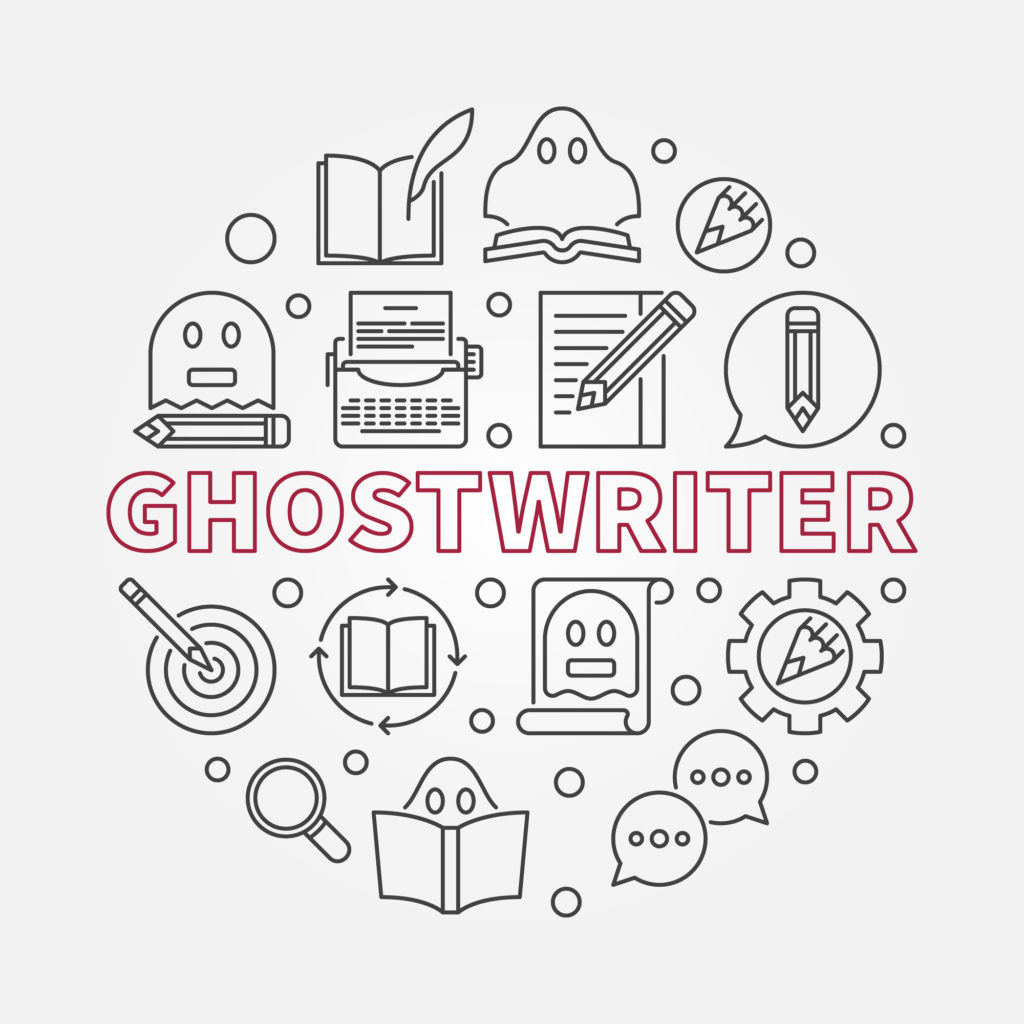 Become a ghostwriting nomad
