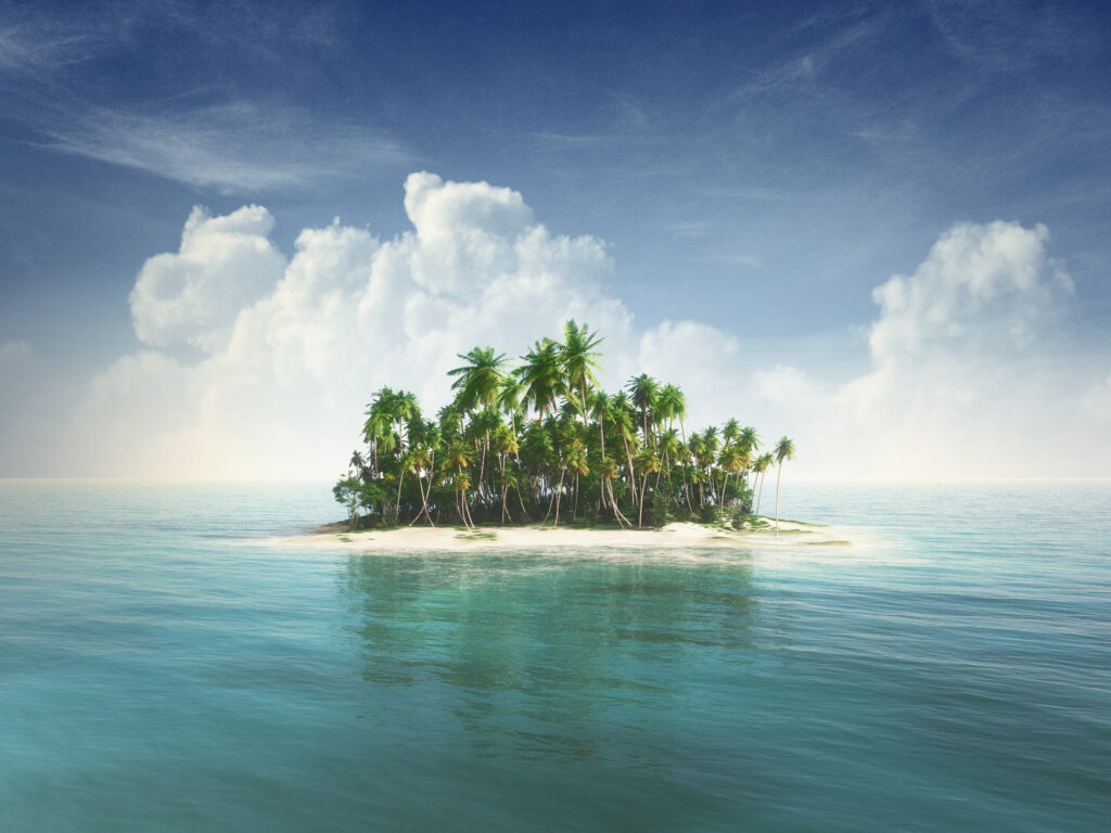 Don't be an island. Promote your book!